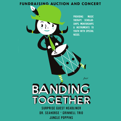 Banding Together's Greatest Hits ft Dr. Seahorse, Grinnell Trio & Jungle Poppins