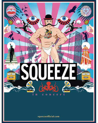 Squeeze - Monday Show