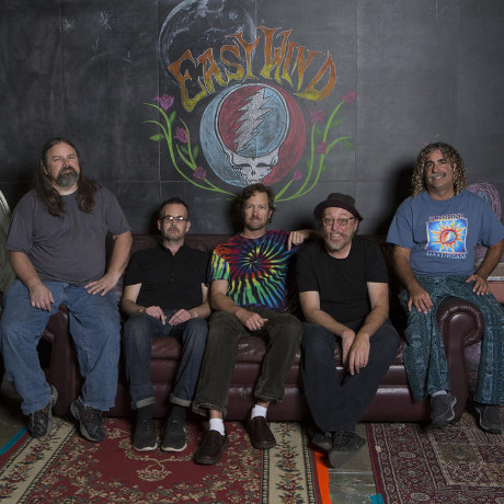 2nd Annual Jerry Garcia Birthday Celebration with Easy Wind