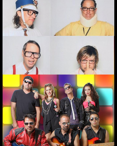 The Spazmatics and BETAMAXX