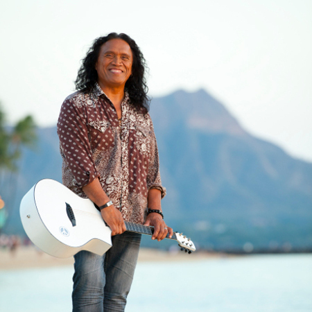 Henry Kapono and the Dukes on Sunday Band with special guest Johnny Valentine