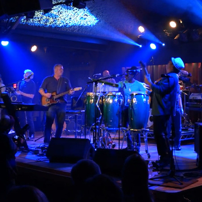 """Sully & The Blue-Eyed Soul Band """"CAF/MADE IN SAN DIEGO"""" Fundraiser"""