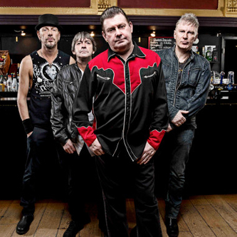 Stiff Little Fingers - 40th Anniversary Tour