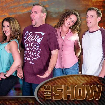 Rock 105.3's The Show featuring Eddie, Sky, Ashlee & Thor!