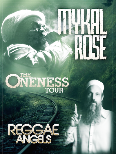 Michael Rose and Reggae Angels