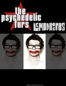 Psychedelic Furs & The Lemonheads