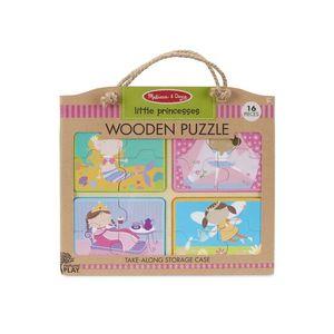 Little Princess Wooden Puzzle
