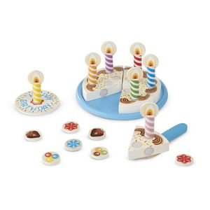 Birthday Party - Wooden Play Food!