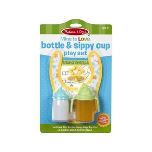 Bottle and Sippy Cup