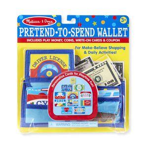 Pretend to Spend