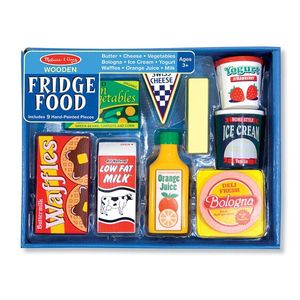 Fridge Food Set - Wooden Play Food!