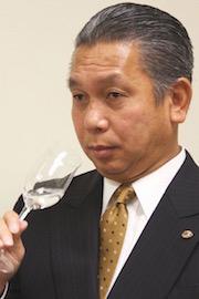 Master #Sake Sommelier Toshio Ueno