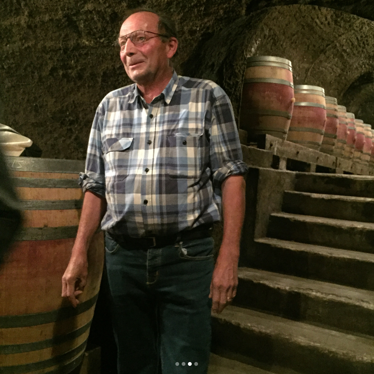 #Burgundy Winemaker Bruno Clair