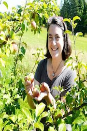 Eleanor Leger, Founder Eden Ciders @EdenCiders