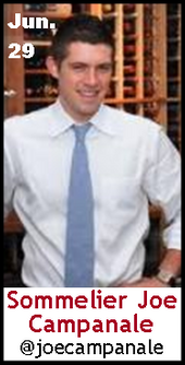 Keeper Collection #SommChat Guest #Sommelier Joe Campanale