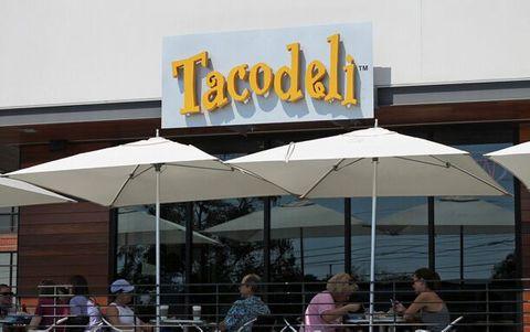 Tacodeli Sign