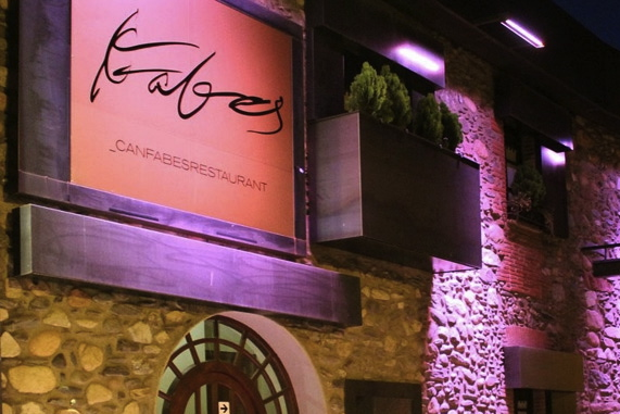 Keeper Collection at Can Fabes Restaurant