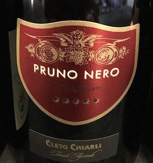 Pruno Nero