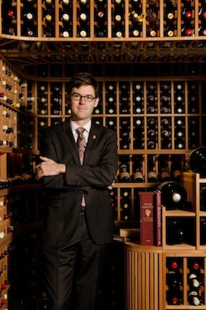 Keeper Collection #SommChat Guest Master #Sommelier Matt Stamp
