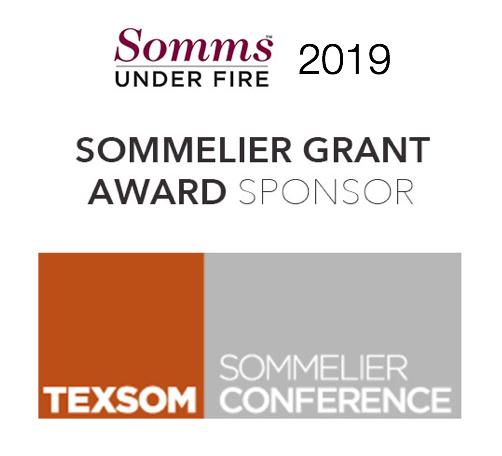 Sommelier Grant Award Sponsor