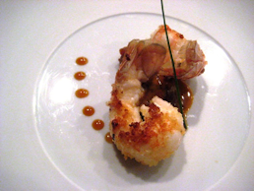 Keeper Collection - Gambas & Langoustines at Can Fabes