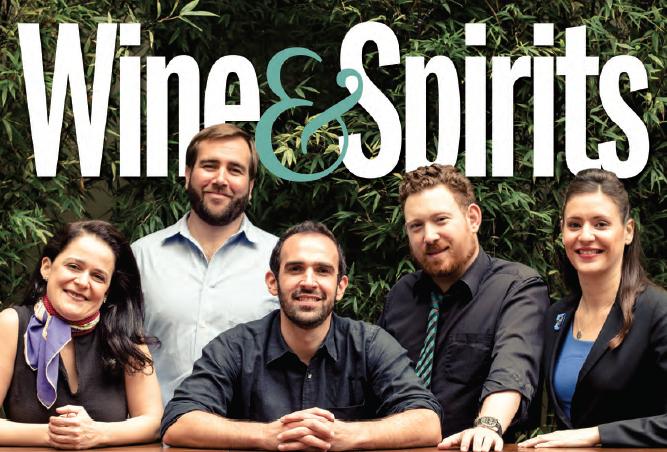 Wine & Spirits December '14 Cover