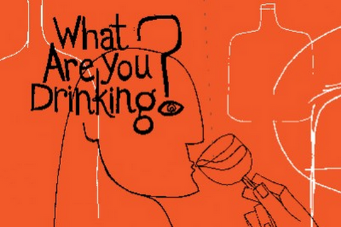What Are You Drinking? logo