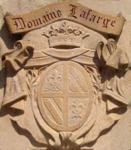 Domaine Michel Lafarge Blason