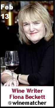 Keeper Collection #SommChat Guest #Writer Fiona Beckett