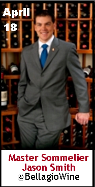 Keeper Collection #SommChat Guest #MasterSommelier Jason Smith