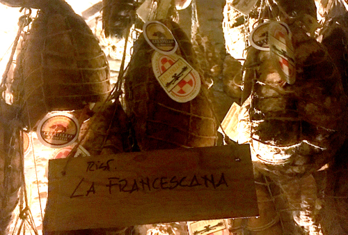 Culatello La Francescana
