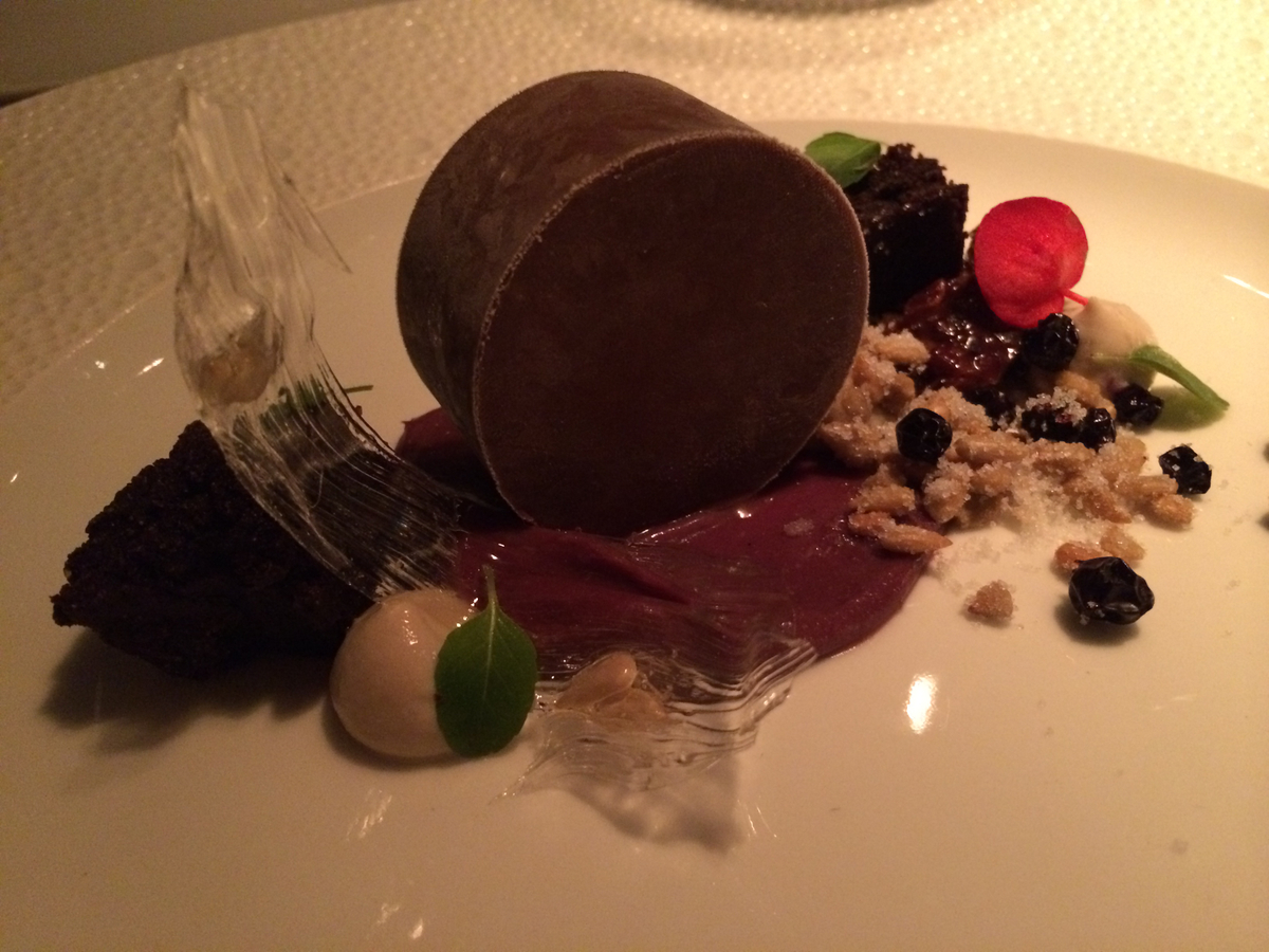 Keeper Collection - Chocolate Dish at Grace Restaurant