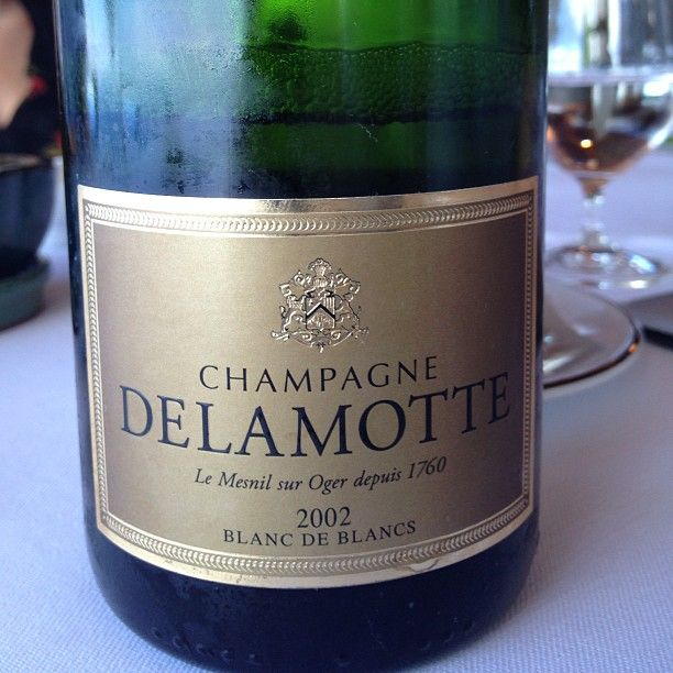 Keeper Collection - 2002 Delamotte Champagne at Akelare
