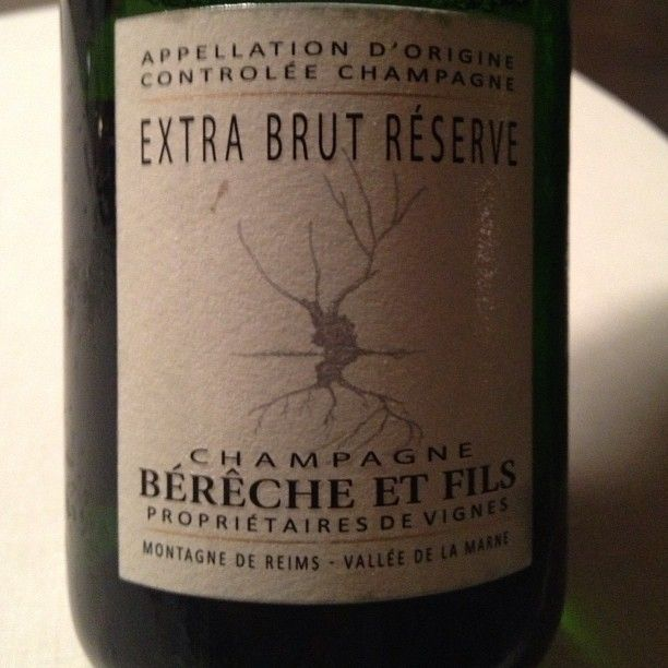 Keeper Collection - Bereche Extra Brut Reserve Champagne