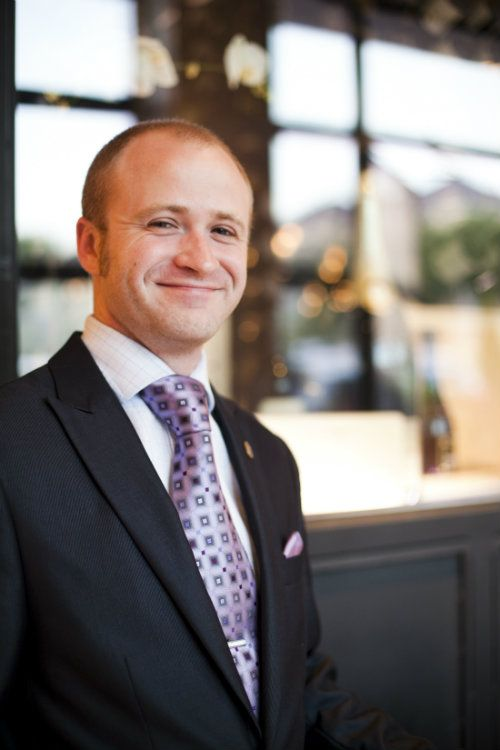 Keeper Collection #SommChat Guest Advanced #Sommelier James Watkins