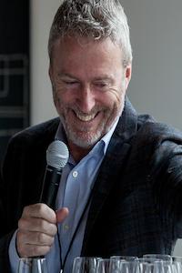 Mark Davidson, Head of Education for Wine Australia