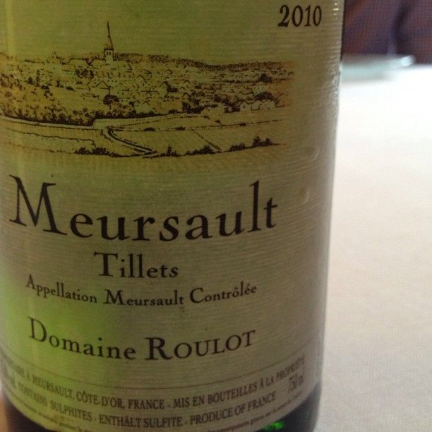 Meursault Tillets