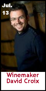 Keeper Collection #SommChat Guest #Winemaker David Croix