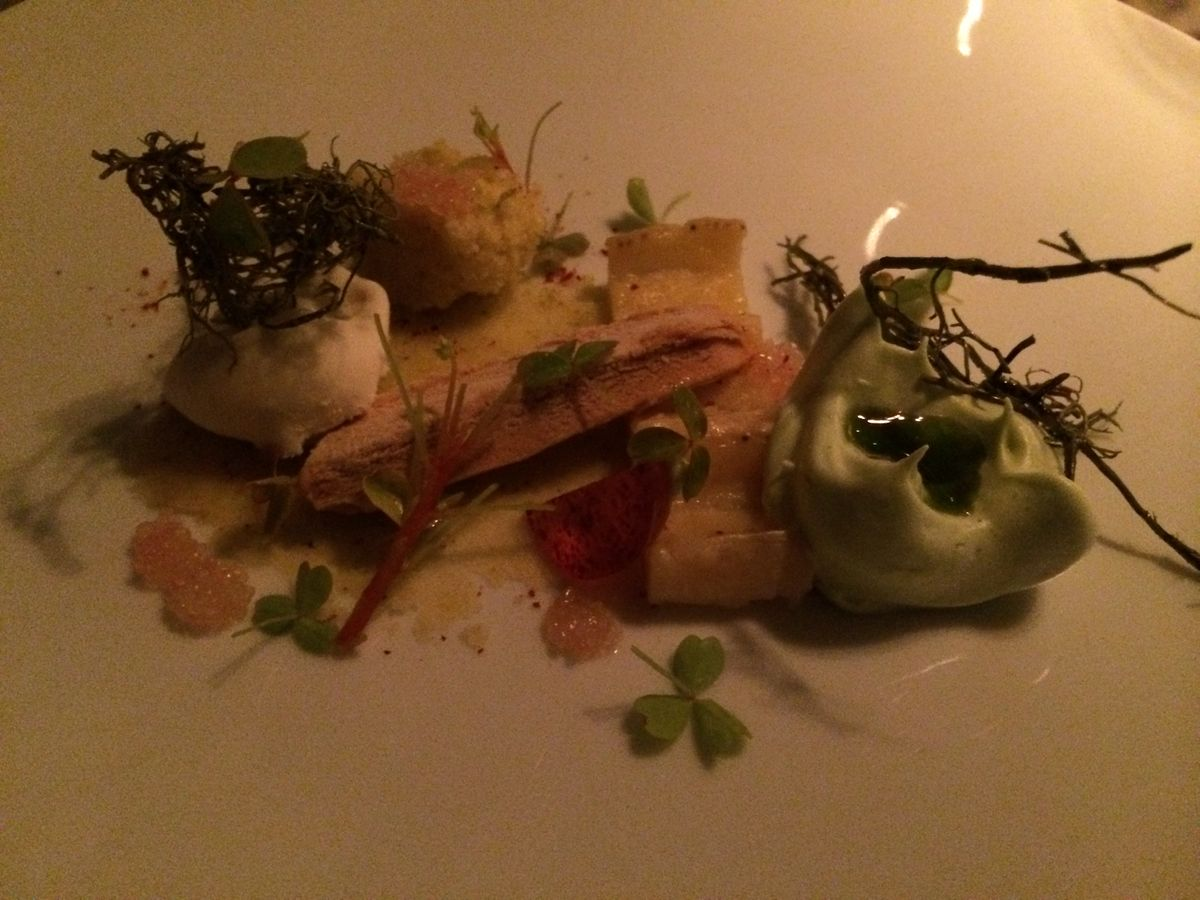 Keeper Collection - Banana Dish at Grace Restaurant