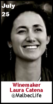 Keeper Collection #SommChat Guest #Winemaker Laura Catena