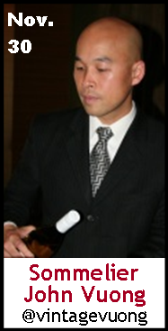Keeper Collection #SommChat Guest #Sommelier John Vuong