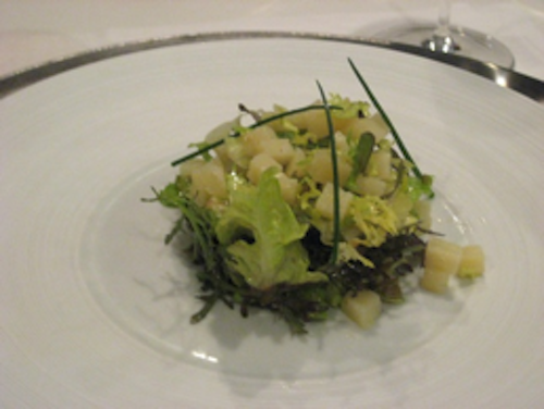 Keeper Collection - Mixed Baby Greens with Manchego Cheese Cubes