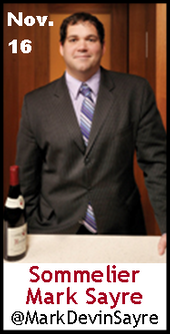 Keeper Collection #SommChat Guest #Sommelier Mark Sayre