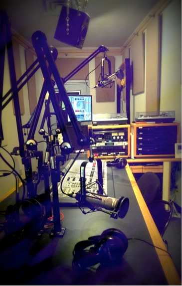 Studio Radio at Koop