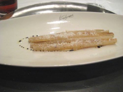 Keeper Collection - White Asparagus at Can Fabes
