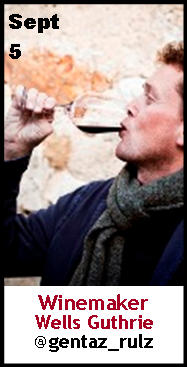Keeper Collection #SommChat Guest #Winemaker Wells Guthrie