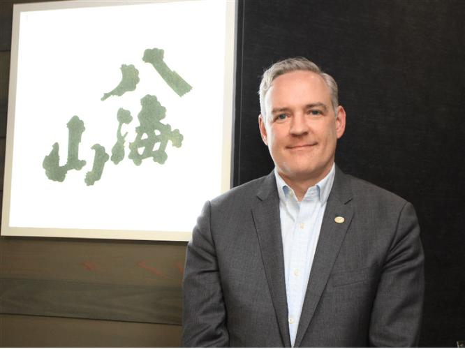#Sake Expert Timothy Sullivan