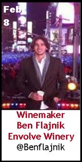 Keeper Collection #SommChat Guest #Winemaker Ben Flajnik