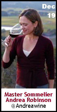 Keeper Collection #SommChat Guest Master #Sommelier Andrea Robinson