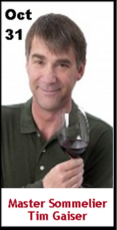 Keeper Collection #SommChat Guest Master Sommelier Tim Gaiser